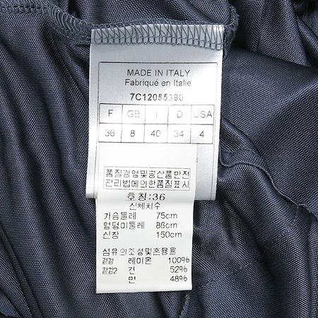 Dior(크리스챤디올) 메탈릭 카라남방 (배색:실크혼방)