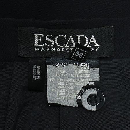 Escada(에스까다) 블랙 스커트 [대구반월당본점] 이미지4 - 고이비토 중고명품