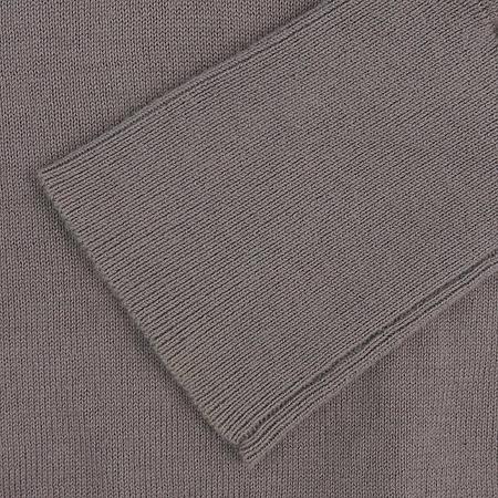H&M(에이치엔엠) 브라운 컬러 브이넥 니트 이미지3 - 고이비토 중고명품