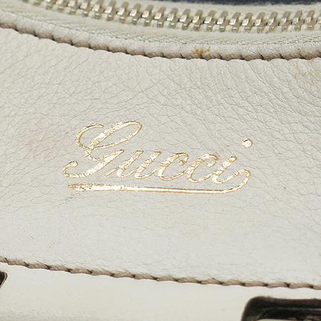Gucci(구찌) 189833 금장 GG로고 자가드 브라운 숄더백