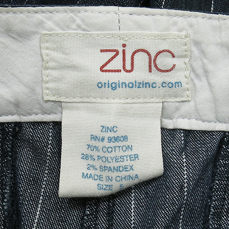 ZINC(징크) 그레이 바지