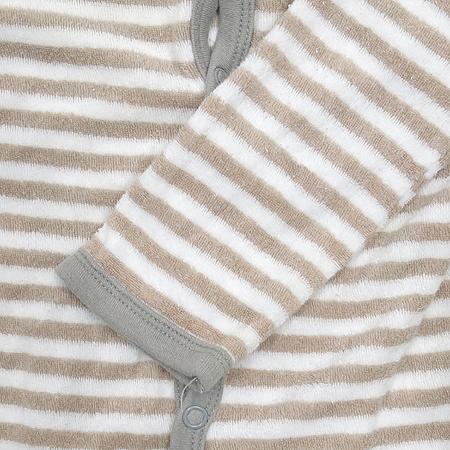 Carter's(카터스) 아동용 스트라이프 패턴 바디수트 이미지3 - 고이비토 중고명품
