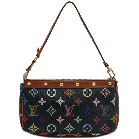 Louis Vuitton(루이비통) M92648 모노그램 멀티 컬러 액세사리 파우치 클러치 겸 숄더백