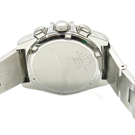 Paul Smith(폴스미스) F520 T008402 파이널 아이즈 크로노 여성용 스틸 시계