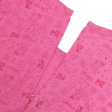 Oilily(오일릴리) 핑크 컬러 나시 원피스
