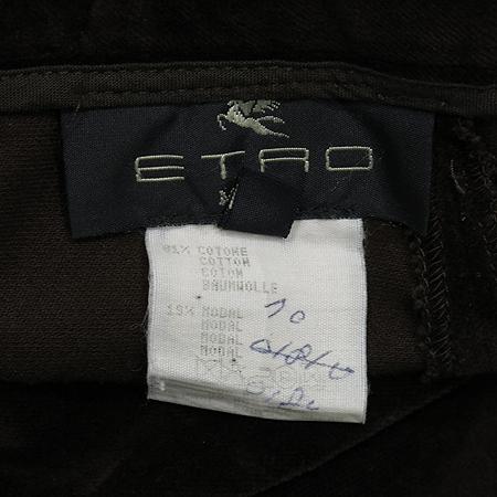 ETRO(에트로) 다크브라운 컬러 바지