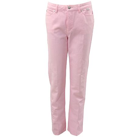 Escada(에스까다) 핑크 컬러 바지