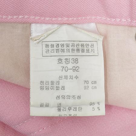 Escada(에스까다) 핑크 컬러 바지 이미지4 - 고이비토 중고명품
