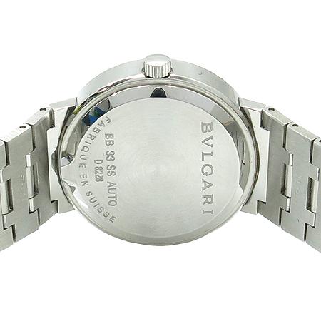 Bvlgari(불가리) BB33SS 오토매틱 남성용 스틸 시계 [압구정매장]