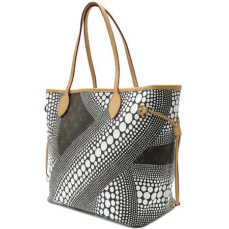 Louis Vuitton(루이비통) M40684 모노그램 Kusama Yayoi(쿠사마 야요이) Collection 네버풀 MM 숄더백 [압구정매장]