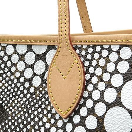 Louis Vuitton(루이비통) M40684 모노그램 Kusama Yayoi(쿠사마 야요이) Collection 네버풀 MM 숄더백 [압구정매장] 이미지4 - 고이비토 중고명품