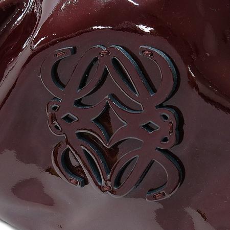 Loewe(로에베) 레드 컬러 페이던트 나파 BRISA(브리사) 토트백 [부산본점]