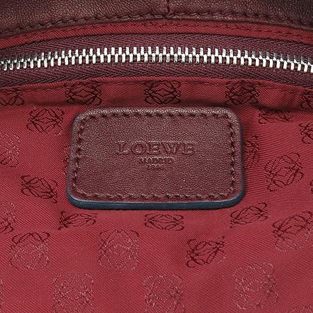 Loewe(로에베) 레드 컬러 페이던트 나파 BRISA(브리사) 토트백 [부산센텀본점]