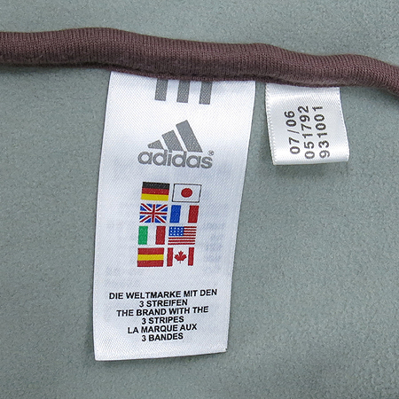 Adidas(아디다스) STELLA McCARTNEY(스텔라 매카트니) 콜라보레이션 집업 자켓