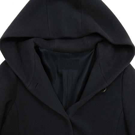 Mine(마인) 후드 하프 코트