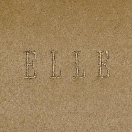 ELLE(엘르) 후드 패딩 점퍼