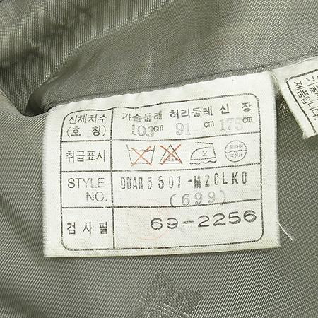 DAKS(닥스) 실크 혼방 체크패턴 투버튼 자켓 이미지5 - 고이비토 중고명품