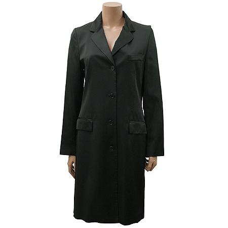 Calvin Klein(캘빈클라인) 블랙 컬러 코트