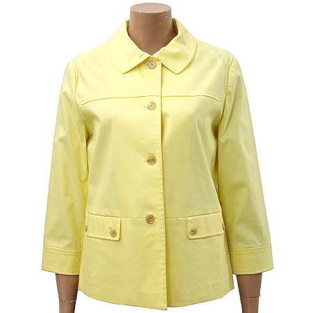 OLIVE DES OLIVE(올리브데올리브) 옐로우 컬러 자켓
