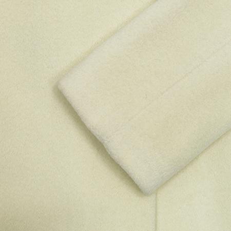 Mine(마인) 아이보리 컬러 하프 코트
