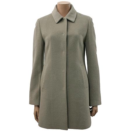 Mine(마인) 그레이 컬러 코트