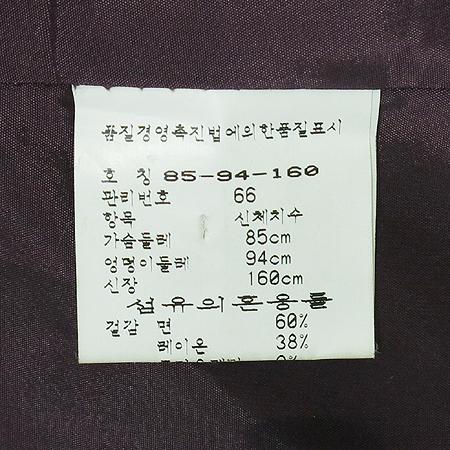 ON&ON(온엔온) 벨벳 정장 SET