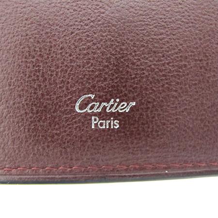 Cartier(까르띠에) L3000583 카보숑 인터내셔날 월릿 장지갑 [부천 현대점]
