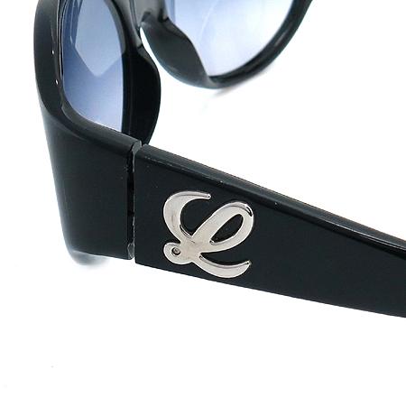 Loewe(로에베) SLW563 측면 장식 블랙 선글라스 [대구반월당본점] 이미지5 - 고이비토 중고명품