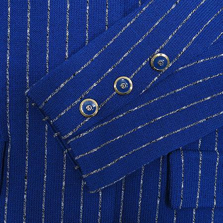 ST.John(센존) 블루 컬러 스트라이프 자켓 이미지3 - 고이비토 중고명품