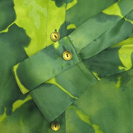 Escada(에스까다) 그린 컬러 실크 브라우스 [부산센텀본점] 이미지3 - 고이비토 중고명품