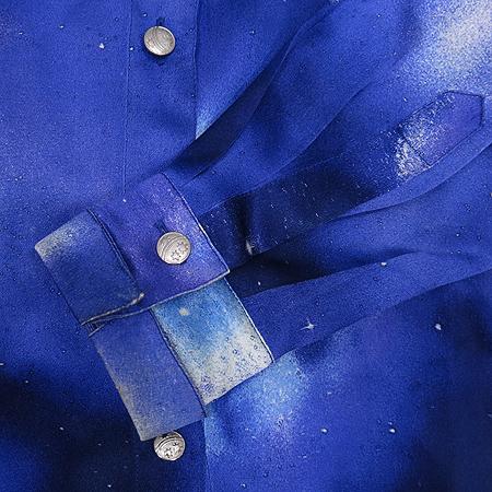 Escada(에스까다) 스페이스 패턴 실크 브라우스 이미지3 - 고이비토 중고명품