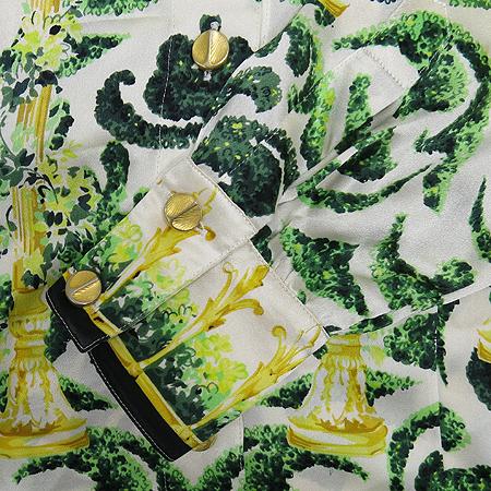 Escada(에스까다) 가로등 패턴 실크 브라우스 이미지3 - 고이비토 중고명품