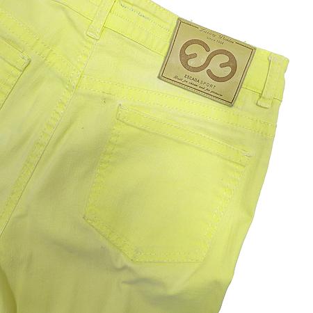 Escada(에스까다) 옐로우 컬러 바지 이미지3 - 고이비토 중고명품
