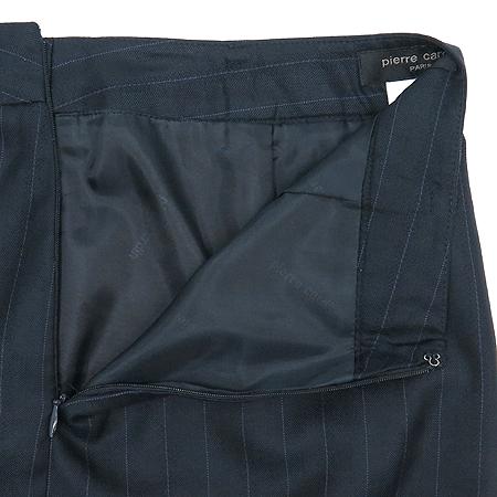 Pierre Cardin(피에르 가르뎅) 실크 혼방 스트라이프 패턴 여성 정장 SET 이미지5 - 고이비토 중고명품