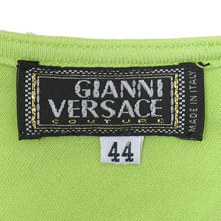 Versace(베르사체) 그린 컬러 나시