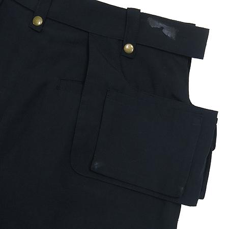 adabat(아다바트) 블랙 컬러 반바지 (벨트set / MADE IN JAPAN)