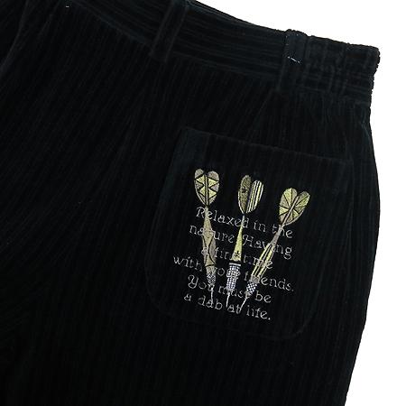 adabat(아다바트) 블랙 컬러 반바지 (MADE IN JAPAN)