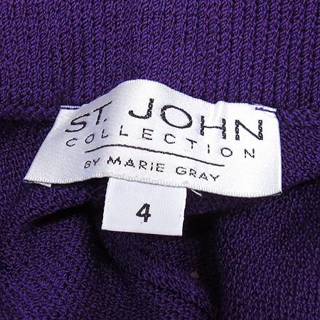 ST.John(센존) 밴딩 퍼플 컬러 바지 이미지4 - 고이비토 중고명품