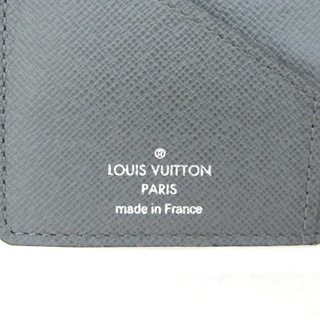 Louis Vuitton(루이비통) M32644 타이가 레더 글래시어 롱 월릿 장지갑 이미지3 - 고이비토 중고명품
