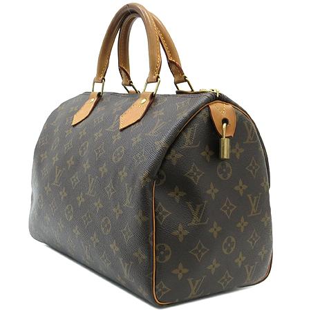 Louis Vuitton(루이비통) M41526 모노그램 캔버스 스피디 30 토트백 [압구정매장]