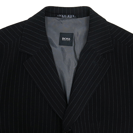 Hugo Boss(휴고보스) 블랙 컬러 3버튼 자켓