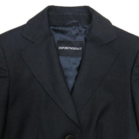 Emporio Armani(엠포리오 아르마니) 차콜그레이 컬러 자켓
