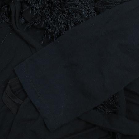 VOV(보브) 블랙 컬러 가디건