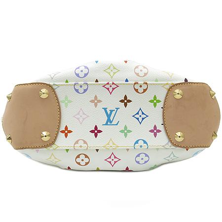 Louis Vuitton(루이비통) M40257 모노그램 멀티 화이트 주디PM 2WAY 이미지6 - 고이비토 중고명품