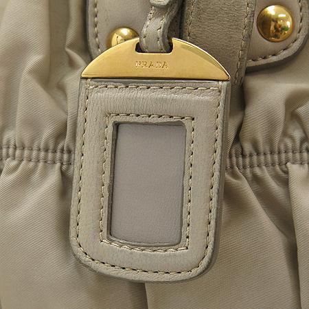 Prada(프라다) BN1336 금장 로고 장식 고프레 패브릭 2WAY 이미지6 - 고이비토 중고명품