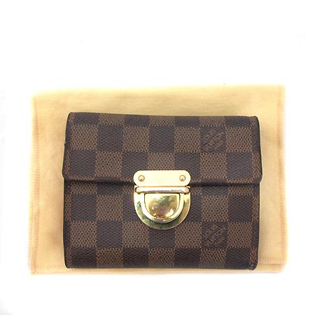 Louis Vuitton(루이비통) N60005 다미에 에벤 캔버스 코알라 월릿 반지갑