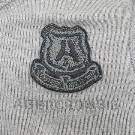 Abercrombie(아베크롬비) 그레이 컬러 집업 가디건 이미지3 - 고이비토 중고명품