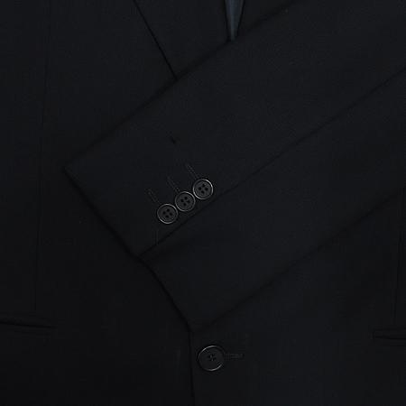 GIORGIO ARMANI(조르지오 아르마니) 블랙 컬러 실크혼방 2버튼 자켓