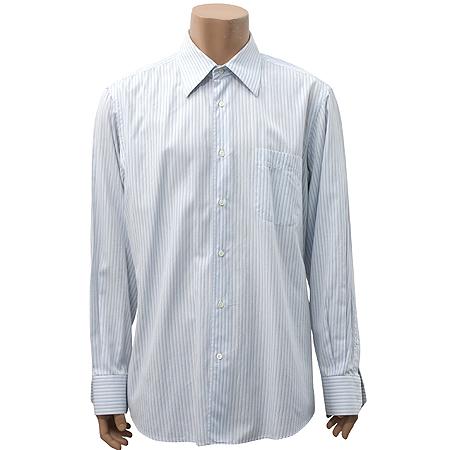 Hugo Boss(휴고보스) 스카이 컬러 스트라이프 셔츠