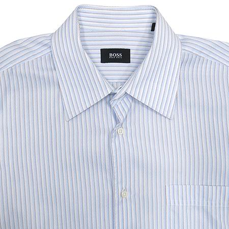 Hugo Boss(휴고보스) 스카이 컬러 스트라이프 셔츠 이미지2 - 고이비토 중고명품